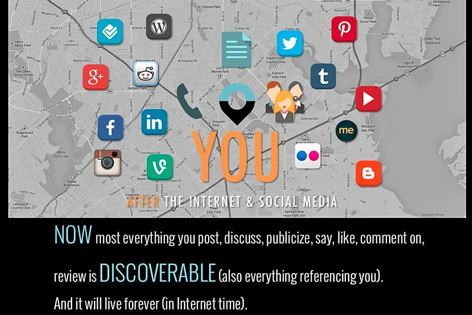 social media personal bran